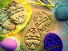 cortadores de biscoito ovo da páscoa - ovinhos de páscoa- 3d