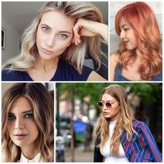 Hair Colors for 2017