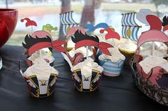 Small Journalings of our BLESSINGS: Jake and The Neverland Pirate Party