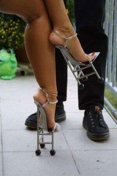 EXTREME Heels. Whoa...