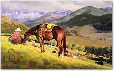 Cowboy Heaven  Steve Devenyns