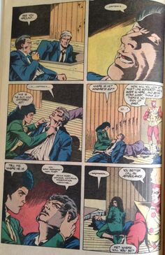 Felicity Smoak 12th appearance Fury of Firestorm Anniversary Issue #50: Vows. #Arrow #Olicity