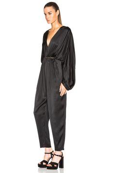 Image 2 of Stella McCartney Morgane Jumpsuit in Black