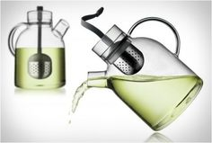 GLASS KETTLE TEAPOT | BY MENU - http://www.gadgets-magazine.com/glass-kettle-teapot-menu/