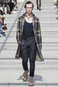 Louis Vuitton - Spring 2017 Menswear