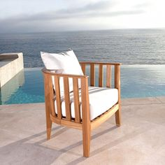 Enjoy your outdoor space with a beautiful teak bench. Our outdoor teak benches are designed in various sizes and styles, and built with solid, premium-grade teak wood to last a lifetime. Browse our selection of outdoor teak benches today Teak Outdoor Furniture, Lounge Furniture, Outdoor Chairs, Indoor Outdoor, Adirondack Chairs, Modern Furniture, Outdoor Living, Furniture Design, Westminster Teak