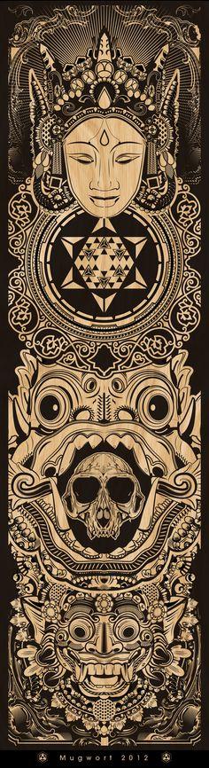 I L L U S T R A T I O N S | Mugwort Designs