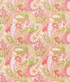 P. Kaufmann Gypsy Watermelon Fabric