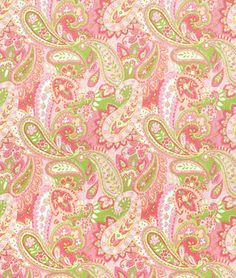 P. Kaufmann Gypsy Watermelon Fabric - $14.15 | onlinefabricstore.net