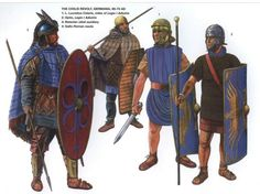 Revolt of the Batavi