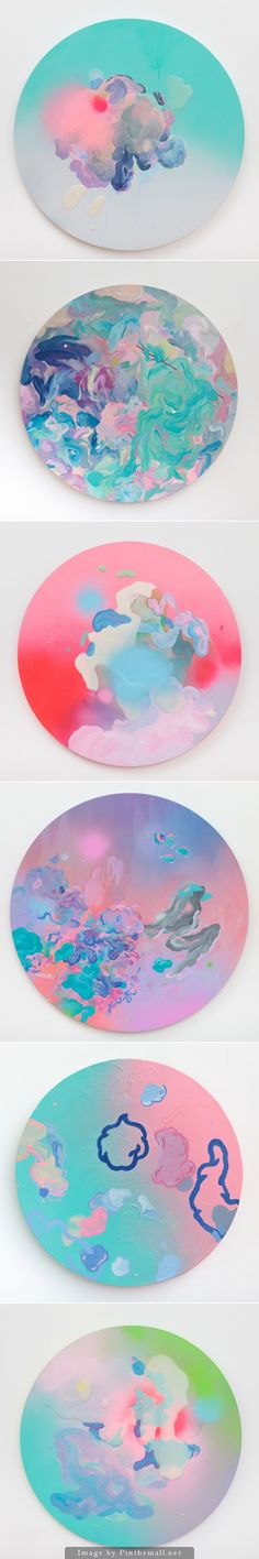 Artist crush: Louise Zhang.