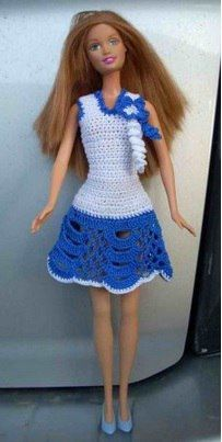 We sew clothes for Barbie | VK
