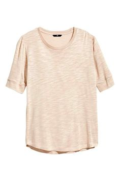 Camiseta de punto fino   H&M