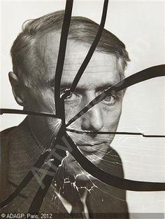 MAN RAY - Max Ernst