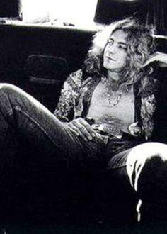 #RobertPlant, c. 1975.