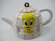 Tweety Bird Teapot.