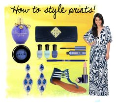 """Styling Prints"" by gcgme on Polyvore"