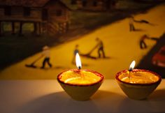 Guyana || Diwali (Festival of Lights) involves the lighting of small clay lamps (diyas) filled with oil to signify the triumph of good over evil. The ...
