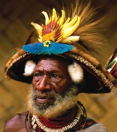 Papua New Guinea | ©David Kirkland