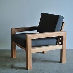 Wooden sofa - Beautiful work by johnston Diy Outdoor Furniture, Pallet Furniture, Furniture Plans, Furniture Making, Outdoor Chairs, Furniture Design, Dining Chairs, Kitchen Chairs, Furniture Makeover