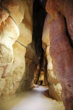 Hofuf caves, Saudi Arabia