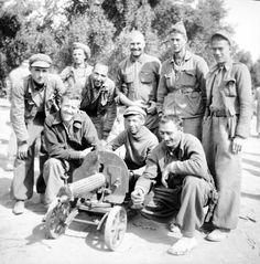 Spain - - GC - Joe Bianca, Lincoln-Washington Machine-Gunner Company, Sec. Bobst Library, Paranormal Experience, York University, World War, Lincoln, Wwii, Spanish, The Unit, History