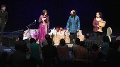 Musical Calligraphies - music from Khorasan / Sepideh Raissadat (Vocal) Kiya Tabassian (Shurangiz) Naghmeh Farahmand (Percussion) Sardar Mohammadjani (Oud)