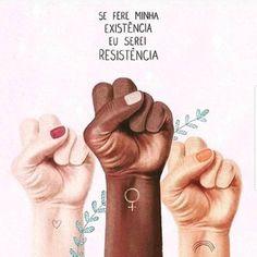 Publicação do Instagram de Moça • 4 de Nov, 2018 às 2:45 UTC Feminist Quotes, Feminist Art, Feminism Photography, Emma Watson, Frida Tattoo, Keep Calm Funny, Humanity Quotes, Protest Art, Intersectional Feminism