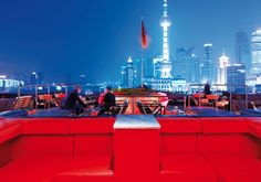 Le Bar Rouge - Shanghai