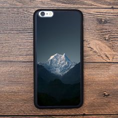 Mountain night Case For IPhone