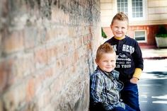 brothers photo idea