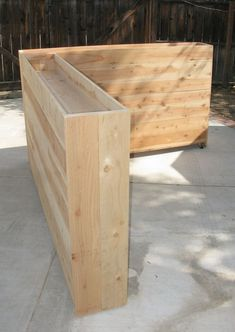 Living wall planter - for the benefit of the patio corners, fence - Living wall planter for the benefit of the terrace corners fence - Outdoor Projects, Garden Projects, Wood Projects, Patio Planters, Wooden Planters, Concrete Planters, Privacy Planter, Succulent Planters, Stamped Concrete