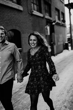 Stephanie + Landon Engagement Photo By Nicole Marie Photography