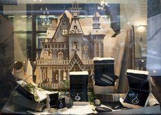 A Bridal Fantasy Window Display
