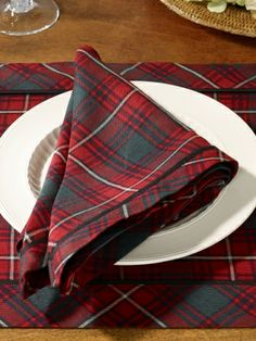 Manchester Napkin - Ralph Lauren Home Table Linens - RalphLauren.com