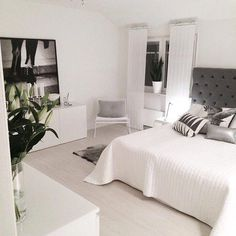 Sovrum #minimalistdécorbedroom
