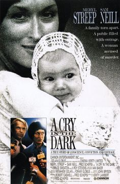 """"""" Un cri dans la nuit """" de Fred Schepisi (1988)"""