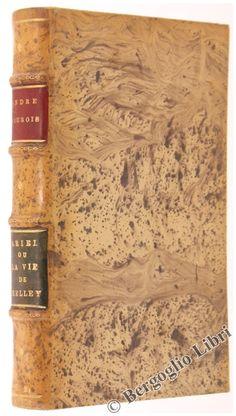 ARIEL ou LA VIE DE SHELLEY. Maurois André. 1931 - Bergoglio Libri d'Epoca