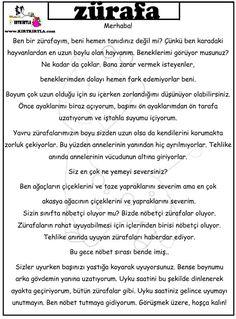 Görüntünün olası içeriği: yazı Learn Turkish, Turkish Language, Lessons For Kids, Stories For Kids, Science For Kids, Preschool Activities, Kids Learning, Classroom, Education