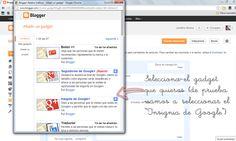 Enchúlame el Blog: Gadgets, gadgets, gadgets!! http://graficosrelatos.blogspot.com/2013/03/enchulame-el-blog-gadgets-gadgets.html