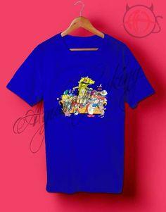 Nickelodeon Nicktoons Rugrats Arnold T Shirt //Price: $14.50