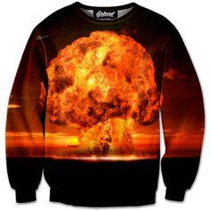 Atomic Sweatshirt