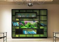 Designing fish tanks is a sink or swim business. No one knows that better than Martin Schapira, the cofounder of Okeanos Aquascaping, a high-end aquarium and pond design firm based in New York City. Decor, Fish Tank Stand, House Design, Interior, Home Look, Home Decor, House Interior