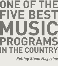 Full Sail was named a Top 5 Music School by Rolling Stone Magazine.
