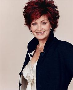 sharon osbourne hair 2011