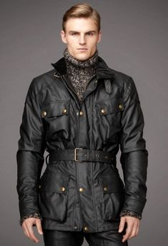 The Style Examiner: What we are loving today: Belstaff Classic Trophy Jacket