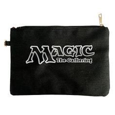 Magic The Gathering Canvas Pouch Bag -- Read more at the image link. #ClutchHandbags