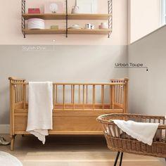Bassinet, Taupe, Stylish, Bed, Pink, Furniture, Instagram, Home Decor, Beige