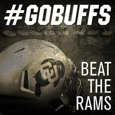 #CUBuffs #Boulder LETS GO BUFFS