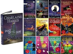 In Feb 14, I finished the 13th and Final Sookie Stackhouse book :(